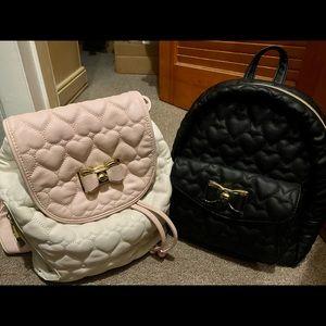 Bundle Betsey Johnson Backpacks!! 💕